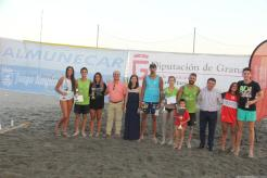 PODIO MIXTO PADEL CIRCUITO COSTA TROPICAL 17